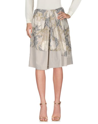 Antonio Marras Knee Length Skirt In Beige