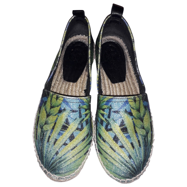 Versace Multicolour Cloth Espadrilles