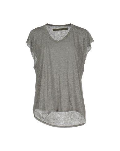 Enza Costa T-shirts In Grey