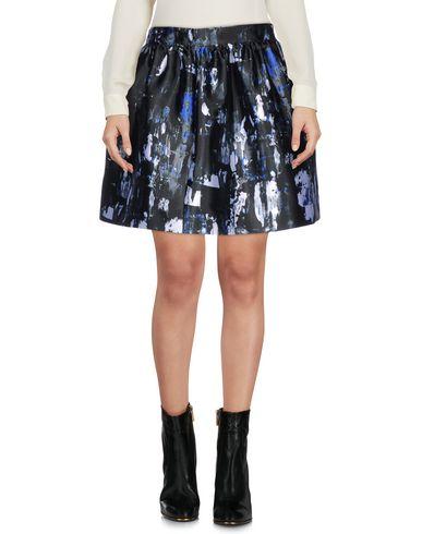 Mcq By Alexander Mcqueen Mini Skirt In Black