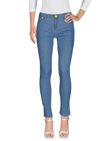 Love Moschino Denim Pants In Blue