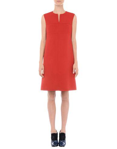 Jil Sander Knee-length Dress In Red