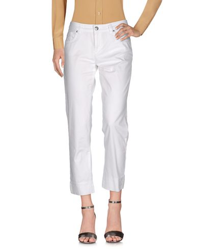 Love Moschino Casual Pants In White