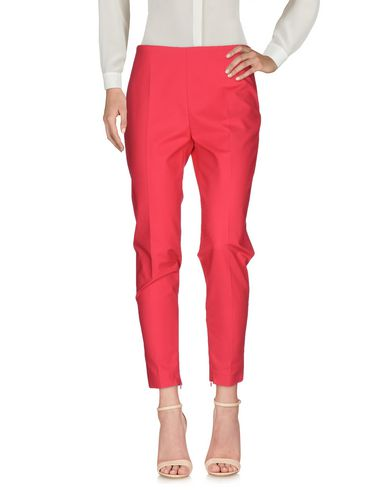 Red Valentino Casual Pants In Fuchsia