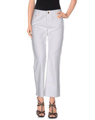 Michael Michael Kors Denim Pants In White