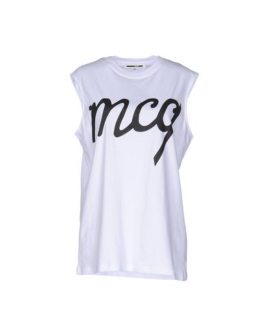 Mcq By Alexander Mcqueen T-shirt In White