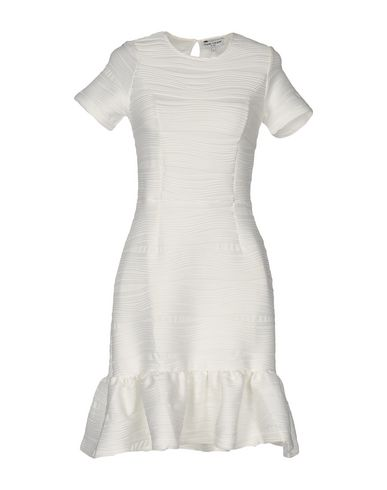 Opening Ceremony Short Dress In Ivory