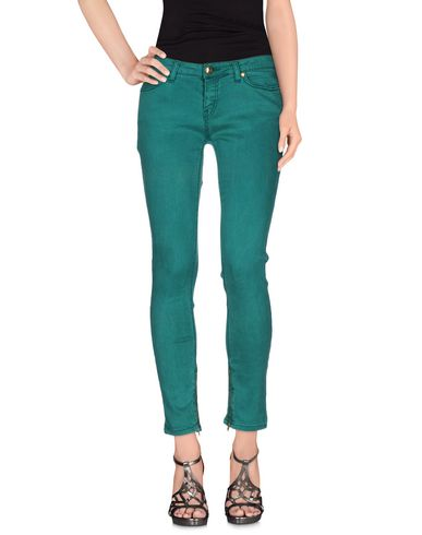 Love Moschino Jeans In Green