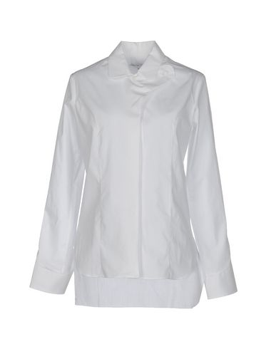 Carven Shirts In White