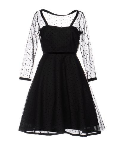 Marc By Marc Jacobs Short Dresses In Black