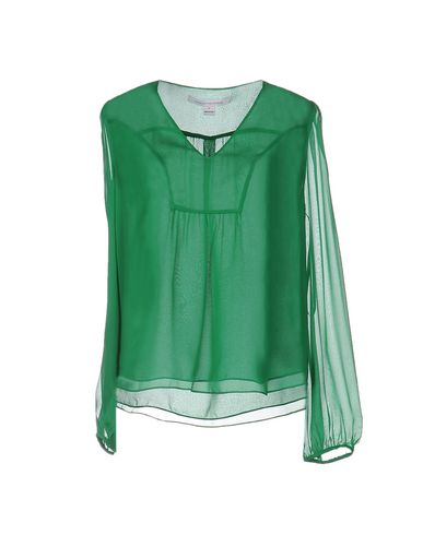 Diane Von Furstenberg Blouse In Green