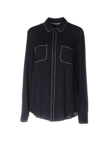 Tommy Hilfiger Shirts In Dark Blue
