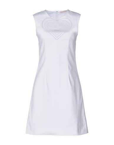 Christopher Kane Short Dresses In White