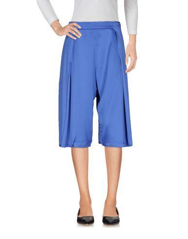 Acne Studios Shorts & Bermuda In Bright Blue