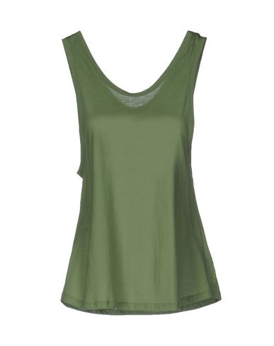 Happiness Tank Top In Military Green