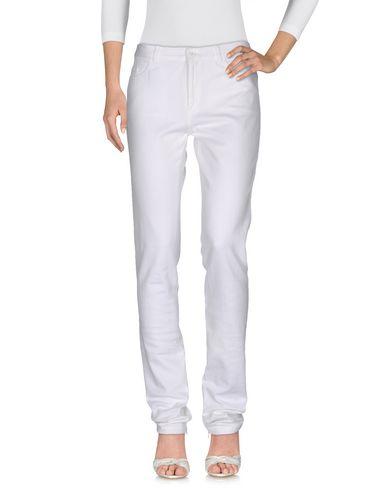 Joseph Denim Pants In White