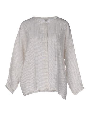 Intropia Gestreiftes Hemd In Ivory