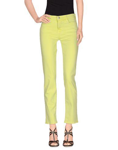 J Brand Denim Pants In Light Green