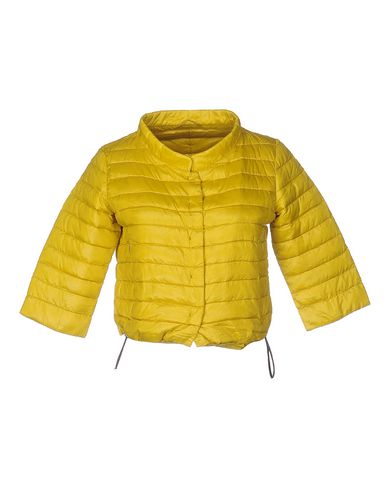 Duvetica Down Jackets In Acid Green