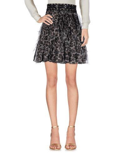 Just Cavalli Knee Length Skirt In Sand