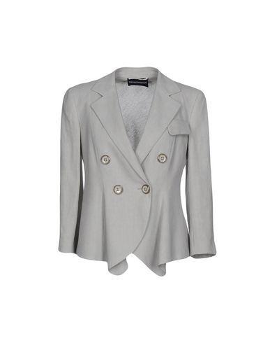 Emporio Armani Blazers In Light Grey