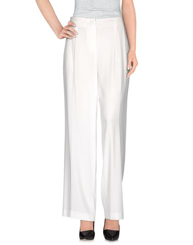 Ermanno Scervino Casual Pants In White