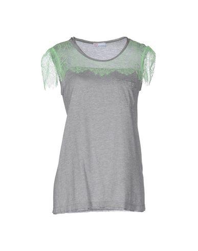Red Valentino T-shirt In Grey