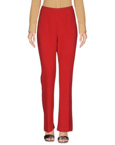 Ermanno Scervino Casual Pants In Red