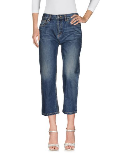 Marc By Marc Jacobs Denim Pants In Blue