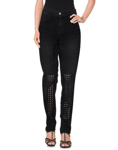 J Brand Denim Pants In Black