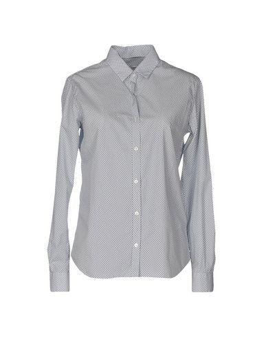 Golden Goose Shirts In Dark Blue