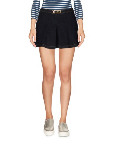 Love Moschino Denim Skirt In Blue