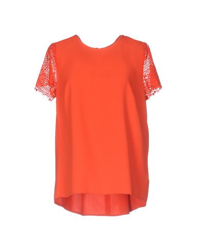 Michael Michael Kors Blouse In Red