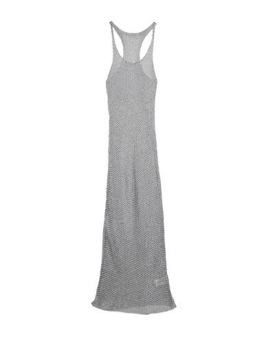 Pierre Balmain Long Dresses In Grey