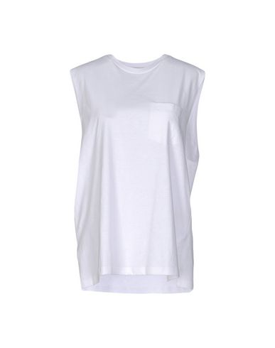 T By Alexander Wang T-shirts In White