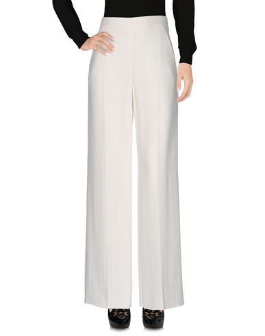 M Missoni Casual Pants In Ivory