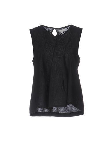 Intropia Tops In Black
