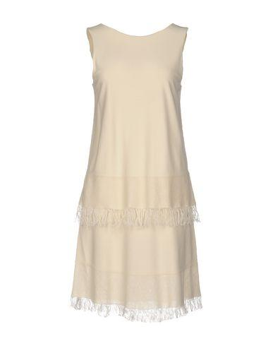 Theory Short Dresses In White