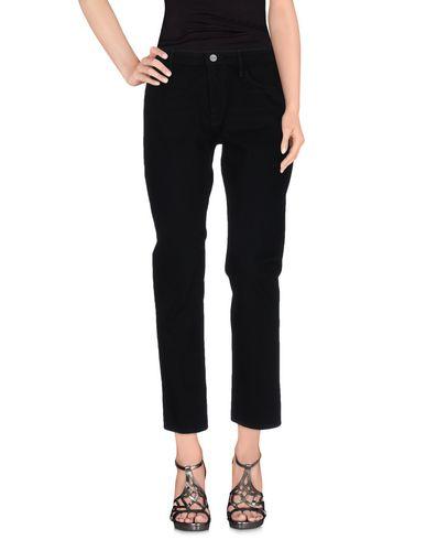 Frame Denim Pants In Black