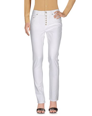 Dondup Casual Trouser In White