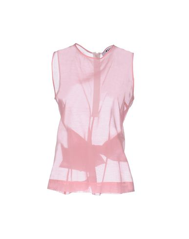 Msgm Top In Pink
