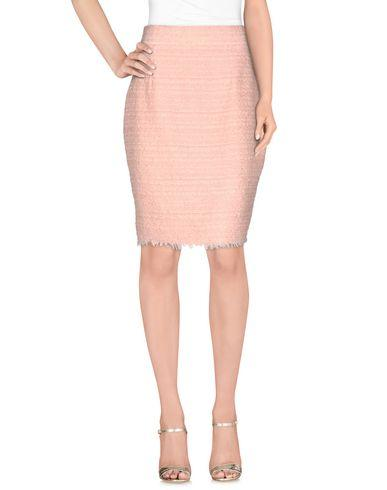 Blumarine Knee Length Skirt In Pink