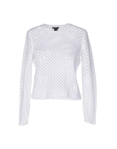 Theory Sweaters In White