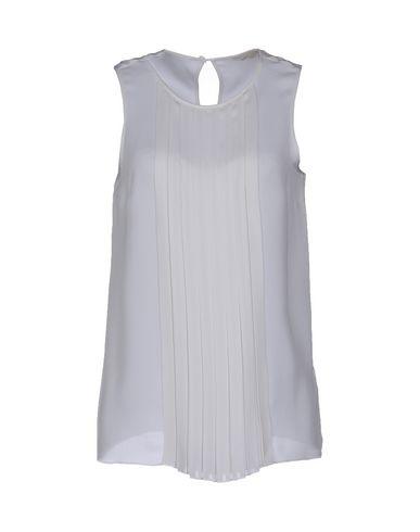 Michael Michael Kors Silk Top In White