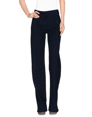 Intropia Casual Pants In Blue