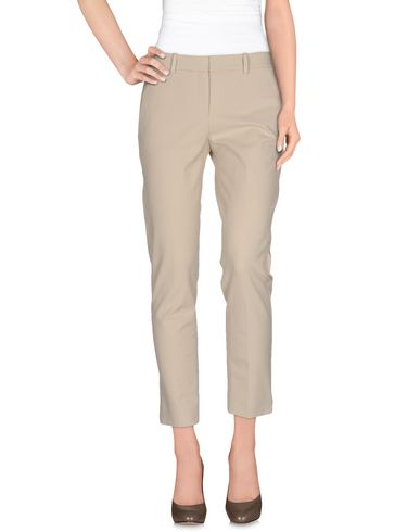 Theory Casual Pants In Beige