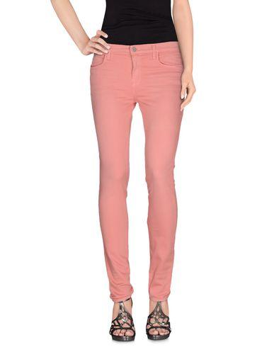 J Brand Denim Pants In Pink
