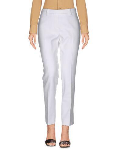 Neil Barrett Casual Pants In White