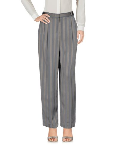 The Row Casual Pants In Grey