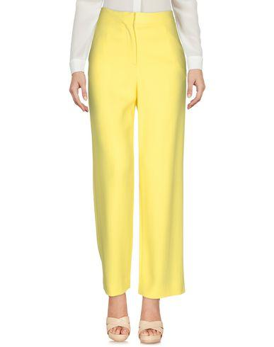 Ermanno Scervino Casual Pants In Yellow